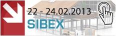 Targi Budowlane Silesia Building Expo SIBEX 2013 - logo